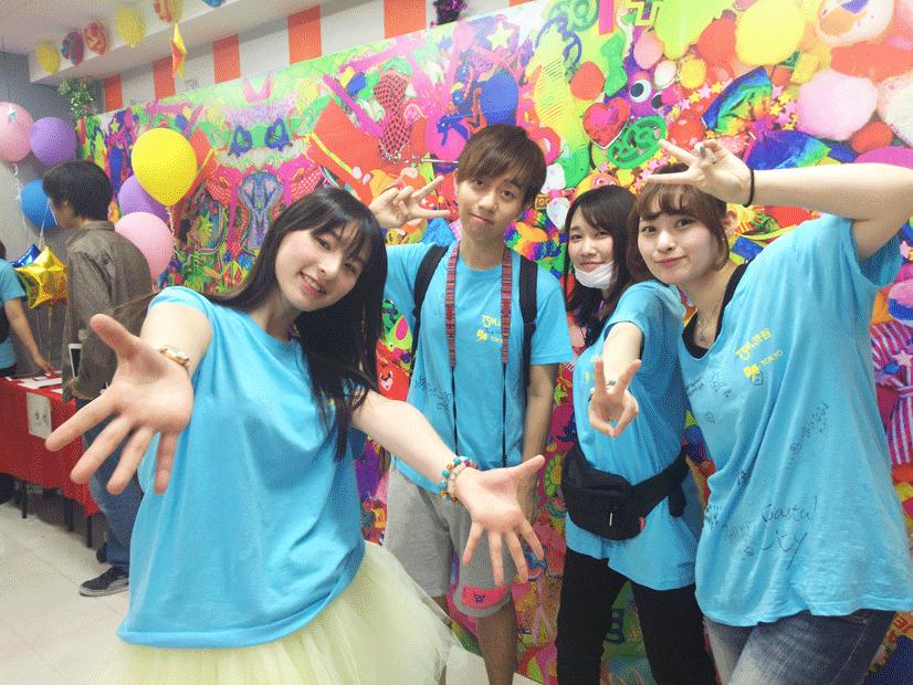 2017年度渋楽祭2日目