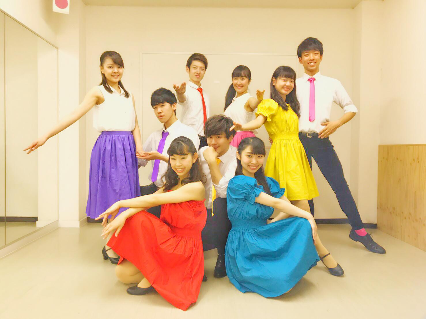 渋学祭目前!テーマパークダンサーコースNOW!