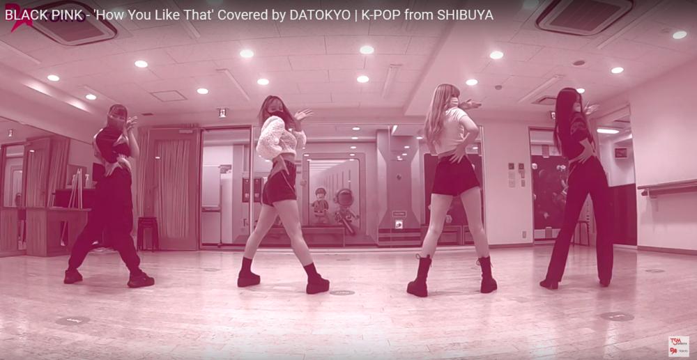 K-POPカバーダンスプロジェクト 始動!!