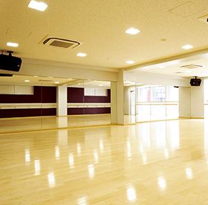 ダンススタジオⅡ
