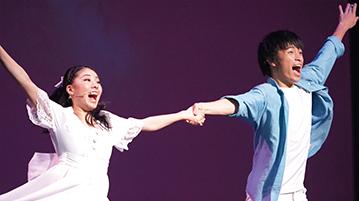 骨髄移植推進キャンペーンミュージカル「明日への扉」