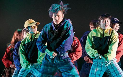 K-POPバックダンサー
