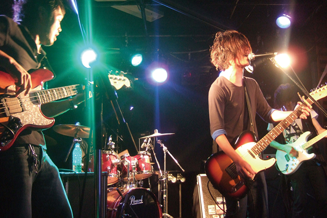 LIVE Space 0's(ゼロス)