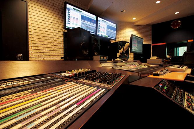 プロツールスレコーディングスタジオ