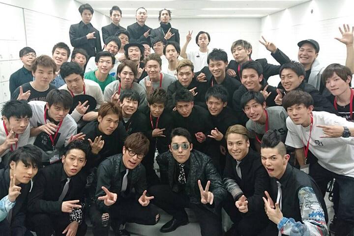 RADIOFISH「PERFECT HUMAN」に在校生ダンサーが出演!