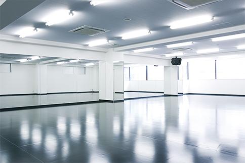 ダンススタジオ2