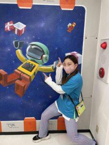 俳優・タレントコース在校生がDATOKYO7階を紹介!🚪✨