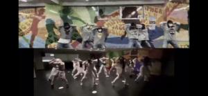 【ダンス】【学校生活】1年生のダンス映像作品載せました🤡☝️