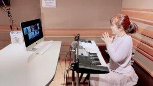 【授業紹介】鬼滅の刃「竈門炭治郎のうた」中川奈美先生によるボーカルレッスン!