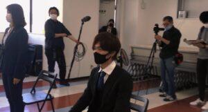 【授業紹介】映画の撮影現場に密着!2年 映像アクティング卒業制作